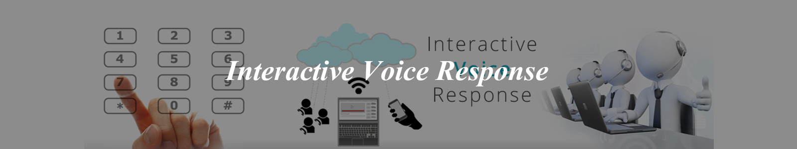 Interactive Voice Response-banner